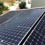 Εγκατάσταση οικιακού ΦΒ 9,87KWp σε στέγη στην Πάτρα 01