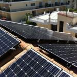 Εγκατάσταση οικιακού ΦΒ 9,87KWp σε στέγη στην Πάτρα 04