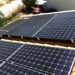 Εγκατάσταση οικιακού ΦΒ 9,87KWp σε στέγη στην Πάτρα 05