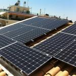 Εγκατάσταση οικιακού ΦΒ 9,87KWp σε στέγη στην Πάτρα 06